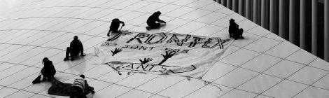 Polizeigewalt gegen Geflüchtetenproteste u.a. gegen Aktivist*innen des Marchs4Freedom 2014